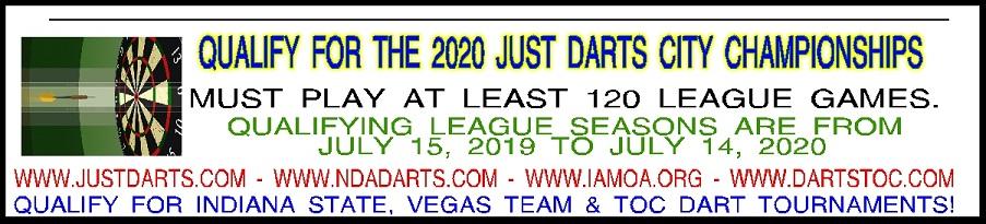Just Darts